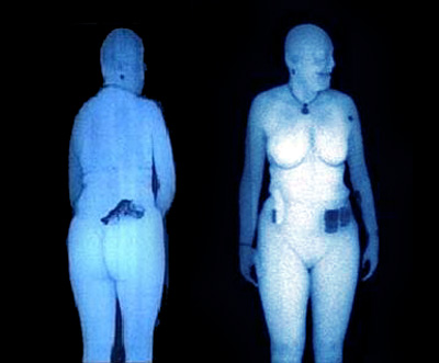 Body scanner image