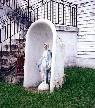 Marie en Baignoire