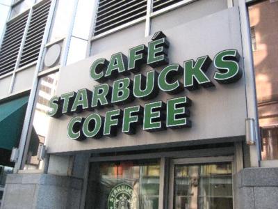 Starbucks Fr Eng