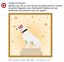 Target en francais