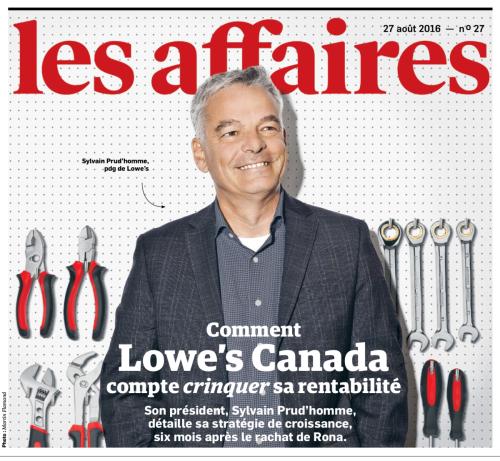 Lowe's Canada