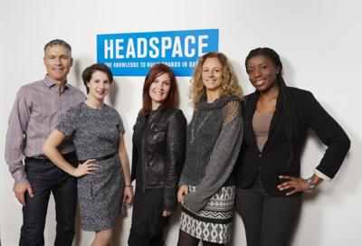 Headspace-Team Dec 2014
